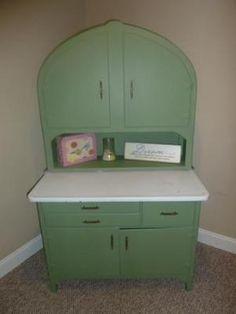 cute hoosier cupboard