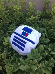 R2D2 Inspired Cloth Diaper. This @Etsy store has the most creative cloth diapers I've ever seen!!