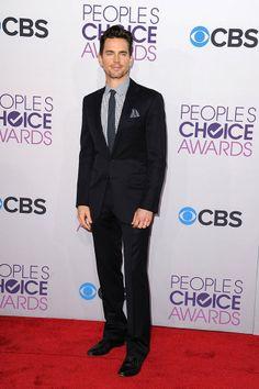 2013 People's Choice Awards - Freakin love Matt Bomer!