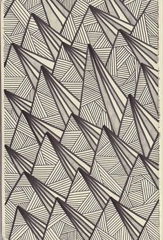 pen, graphic, line pattern, patterns, triangle, pattern design, black and white pattern, line design, print