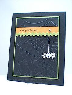 ARTfelt Impressions: Googlie Spider