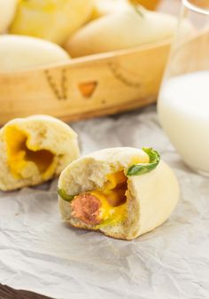 Sausage and Cheese Kolaches (Klobasniky) » The Table