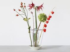 self-watering disappearing vases -clever!