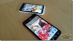 Between HTC One X & Samsung Galaxy Note
