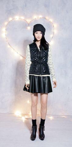 <3 Winter fashion