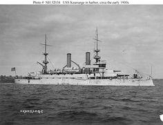 USS Kearsarge BB-5