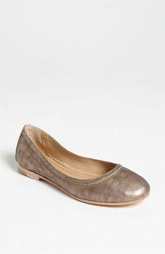 Frye Ballet Flats. Like buttah