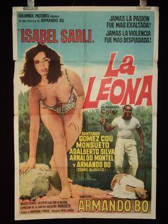 La leona [1964] (Isabel Sarli y Armando Bo)