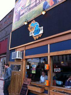 The Mitten Bar, Ludington, MI