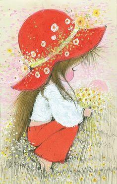 Sue Adams illustration