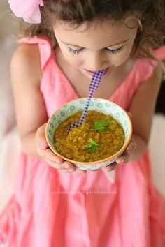 Yummy Mummy Kitchen: Curried Pumpkin Lentil Soup