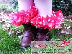 Toddler Sassy Fabric