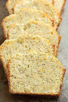 Lemon Poppy Seed Bre