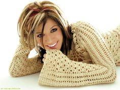 Medium Hair Cuts For Women   Download Kelly Carlson Wallpaper