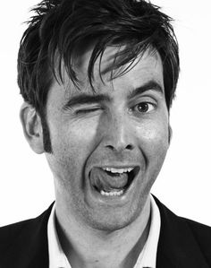 David Tennant Probably my only celebrity crush. Him being Doctor Who is a plus. whovian, geeki, doctor who pick up lines, stuff, nerdi, doctors, david tennant, doctor who pickup lines, thing