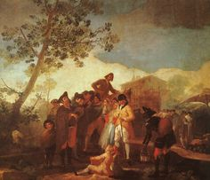 Francisco José de Goya y Lucientes (b. 30 march 1746, Fuendetodos/Aragon — d. 16 april 1828, Bordeaux/France)
