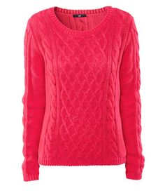 HM sweater, coral $29.95