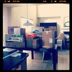 Tips for Getting Organized After Moving