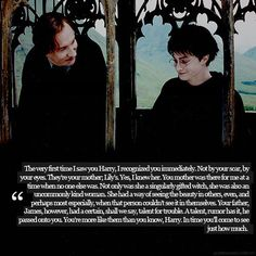 — Remus Lupin (Harry Potter and the Prisoner of Azkaban)