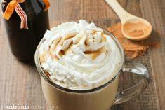 Homemade Pumpkin Spice Coffee Syrup Recipe | In Katrina's Kitchen