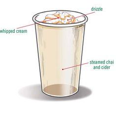 Caramel Tazo® Chai Cider