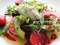 fresh summer salads #summersalads