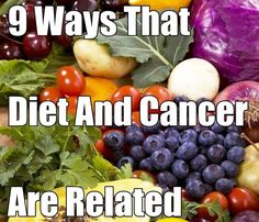 Superfoods, Fatty Acids and Boiled Meat: Build a Diet to Avoid Cancer #diet #cancer