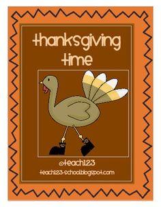 Thanksgiving Time  $