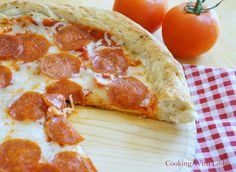 Basic Herb Pizza Crust