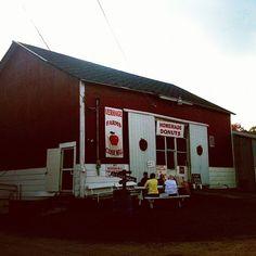 Verhage's Apple Orchard, Kalamazoo, Michigan