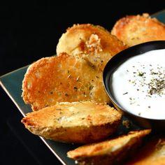 Parmesan Baked Potato Halves