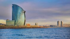 An Icon of Avant-garde Architecture: The New W Barcelona Hotel