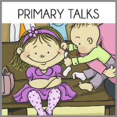printables primary talks, coloring pages, and file folder games