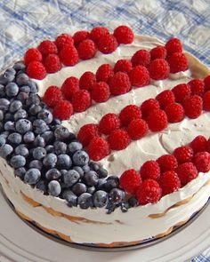 Independence Icebox Cake Recipe