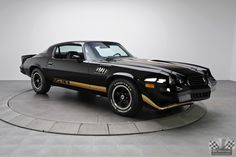 My Dream = 1979 Chevrolet Camaro Z-28