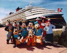 Disney Cruise--