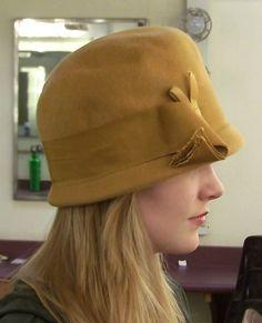 love vintage hats