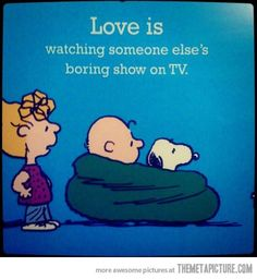 Love defined…
