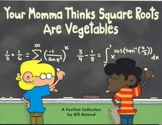 All kinds of math cartoons...kids will absolutely love these!