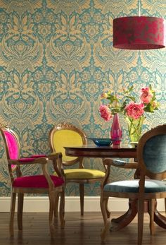 Dining chair colors