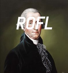 "Artist: Shawn Huckins ""10 Insane Painters Who Clearly Spend Too Much Time On The Internet"" via Buzzfeed"