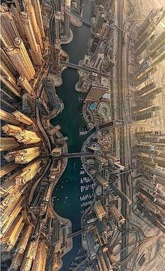Dubai. It's never appealed to me, but from this angle? Wow.