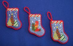 Fun micro-mini stockings