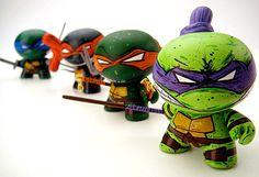 Teenage Mutant Ninja Turtles Dunnys