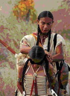 Legend of the Cherokee Indian