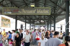 City Market in Kansas City, MO - want to check this out during our midwest adventure in a few weeks.