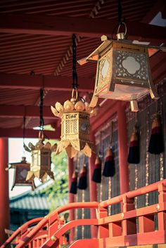 Fushimi Inari Lanterns
