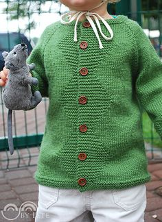 Ravelry: Grasshopper Cardigan pattern by Justyna Lorkowska (repinned)