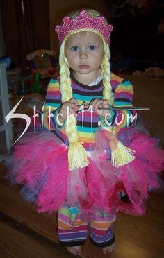 Free Princess Hat Crochet Pattern