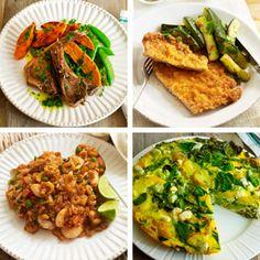 Quick meal ideas: five fab recipes
